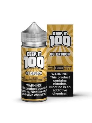 Keep It 100 OG Krunch