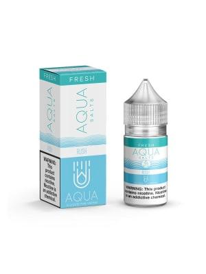 Aqua Salts Rush Synthetic Nicotine