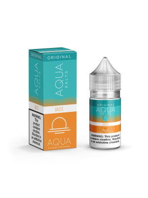 Aqua Salts Oasis Synthetic Nicotine