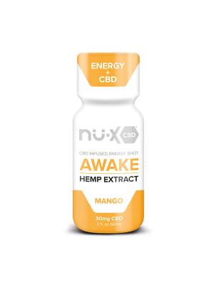 Nu-X CBD Awake Shot