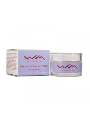 WA Stress Less Lavender Lotion