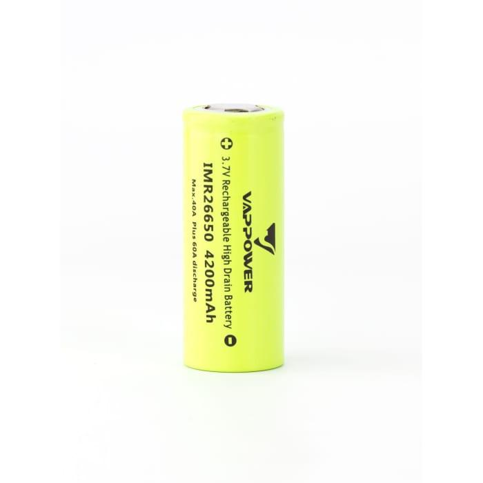 Vappower 26650 4200mAh Battery