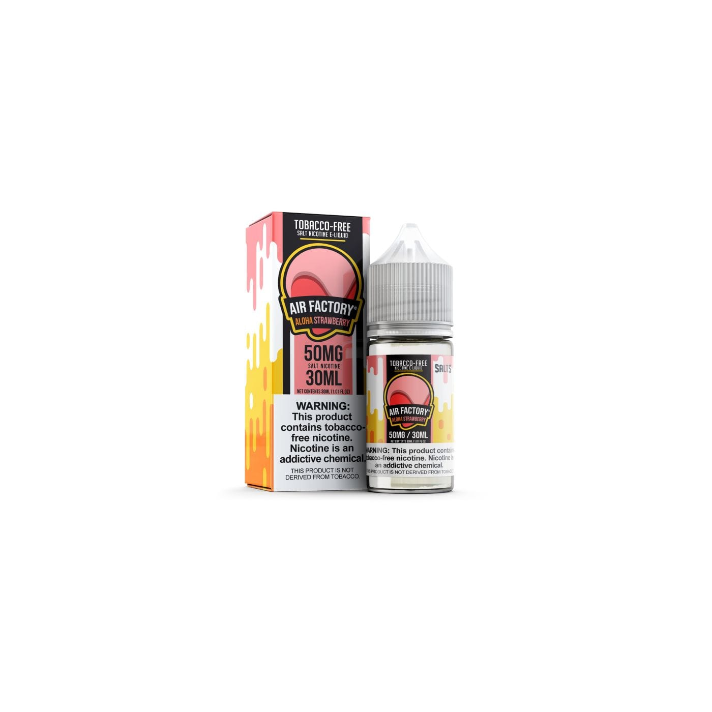 Air Factory Synthetic Salts Aloha Strawberry