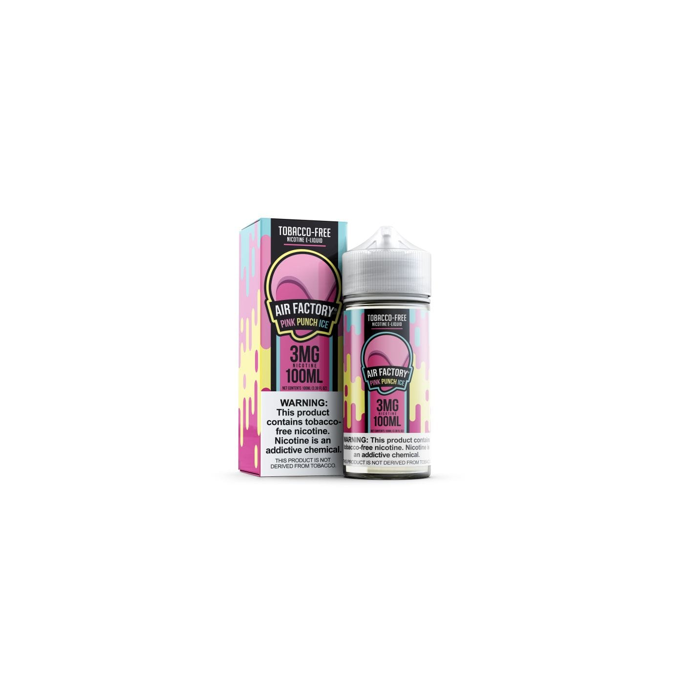 Air Factory Synthetic Pink Punch Ice