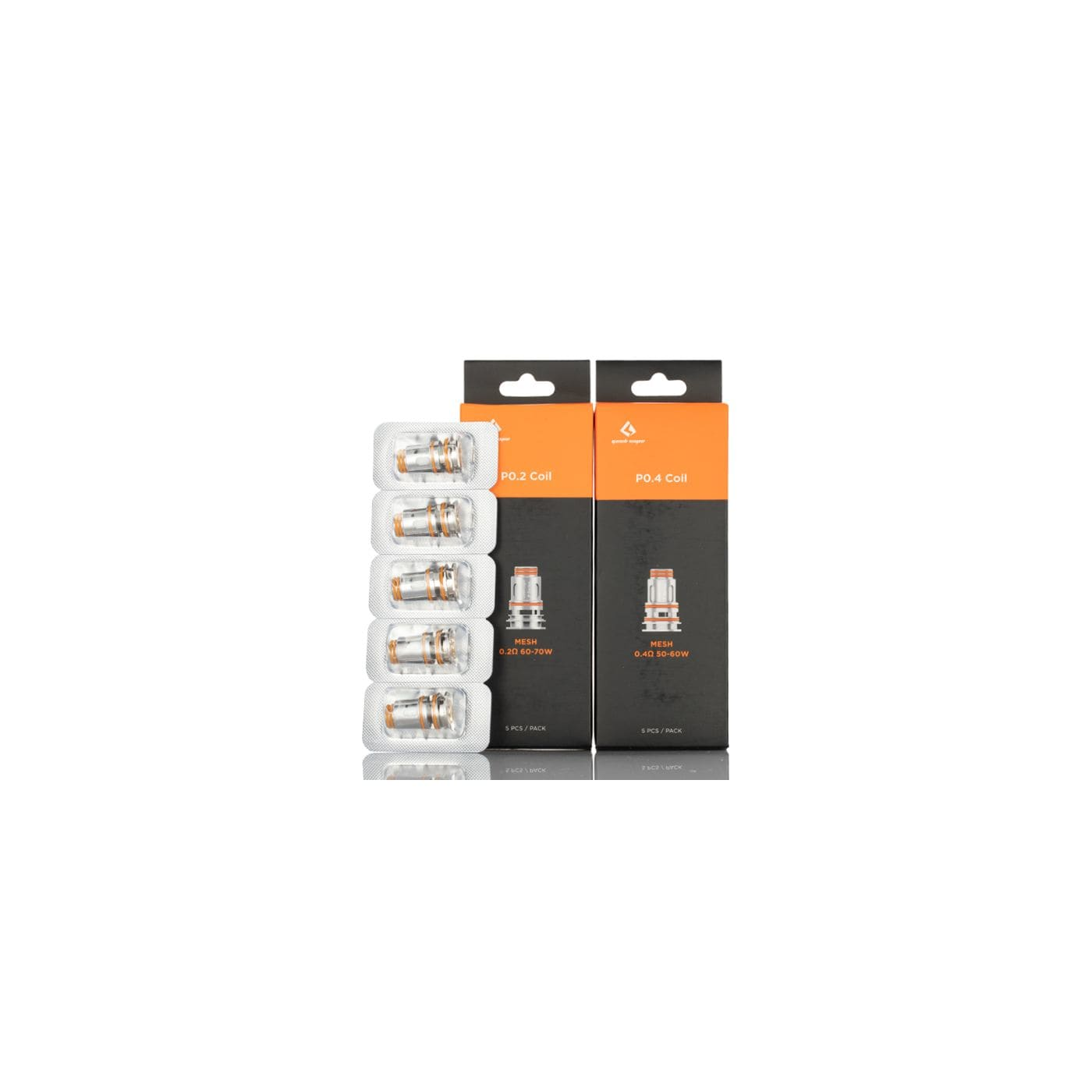 GeekVape P Replacement Coil - 5 Pack