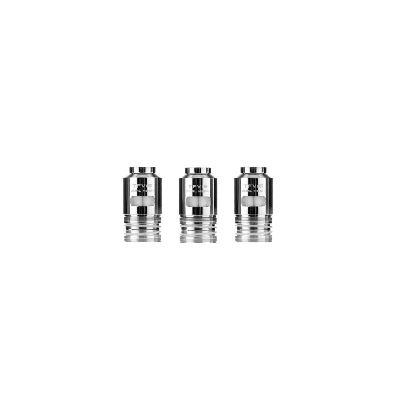 Smok TFV16 Dual Mesh Replacement Coil - 3 Pack