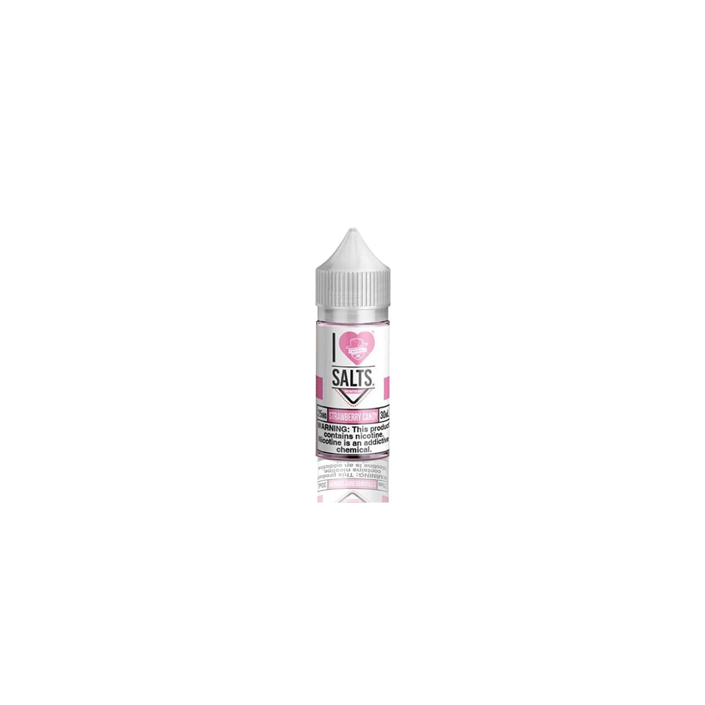 I Love Salts Strawberry by Mad Hatter