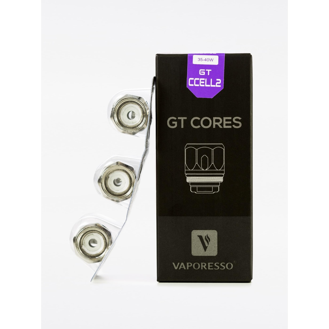 Vaporesso GT cCell 2 Replacement Coil - 3 Pack