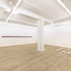 Objects & Thin Air, 2014, installation view, Foxy Production, New York
