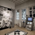 The Infinite Fill Show, 2004, installation view, Foxy Production, New York