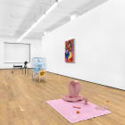 Mature Themes, 2018, installation view, Foxy Production, New York