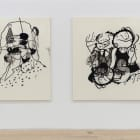 Baker, Braunig, Gokita, Hopkins, 2010, installation view, Foxy Production, New York