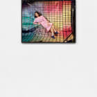 Sara Cwynar, Tracy (Grid 1), 2017, pigment print mounted on Dibond, 30 x 38 in. (76.2 x 96.52 cm.,) edition of 3 with 2 AP
