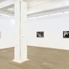 Deborah Turbeville, 2015, installation view, Foxy Production, New York