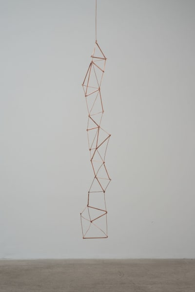 Chain of Triangles (from Dunkirk to Paris)