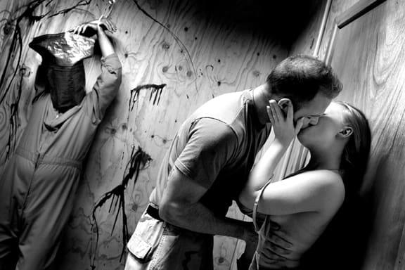 Military Intelligence Couple- Reenactment