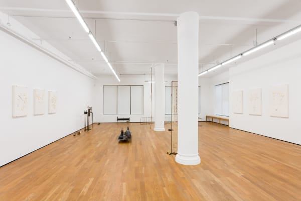 Metallica, 2020, installation view, Foxy Production, New York