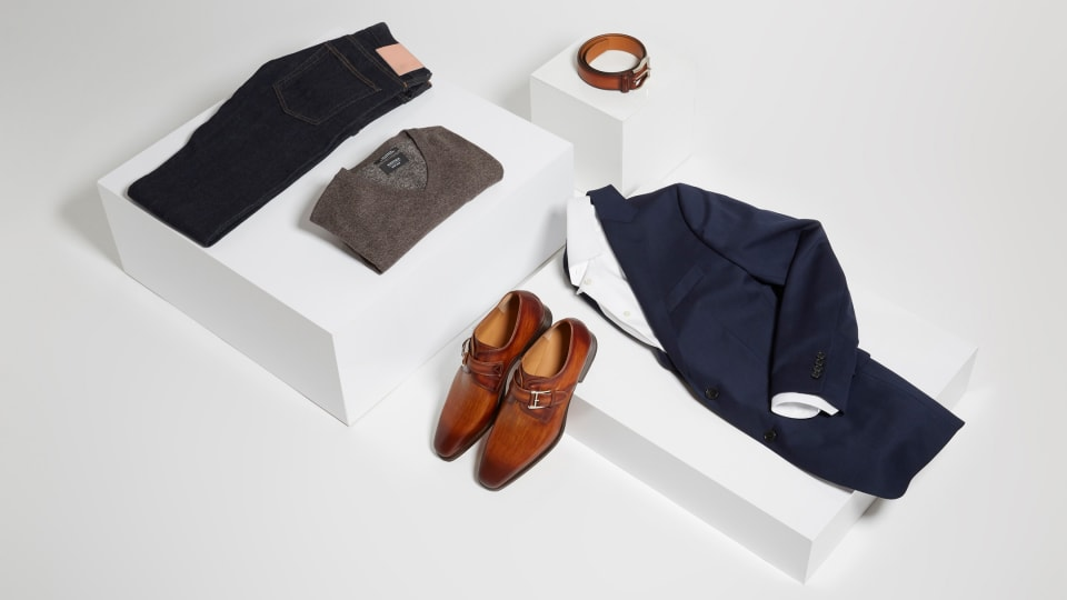 Wardrobe basics for men