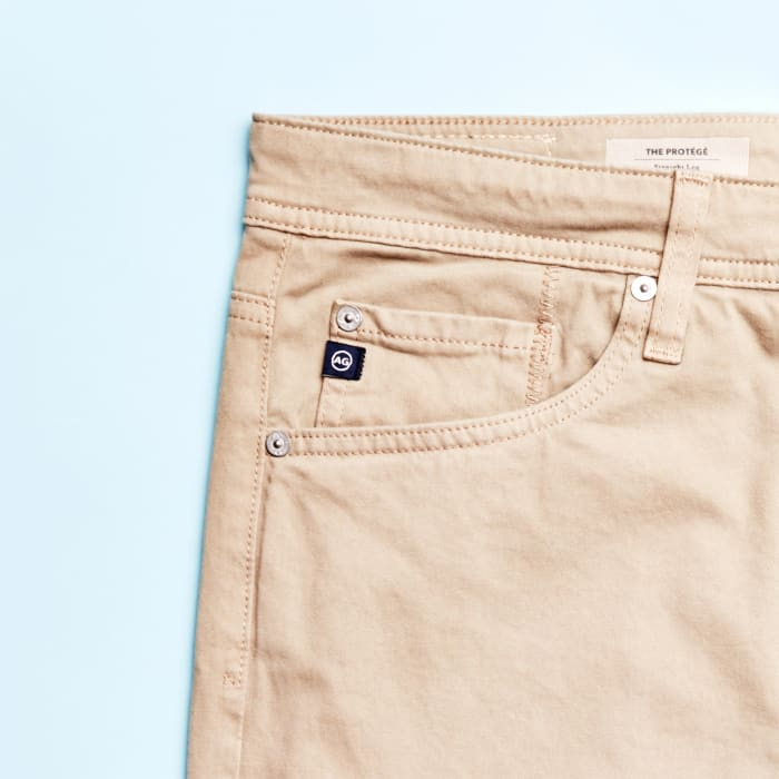 5 pocket chinos