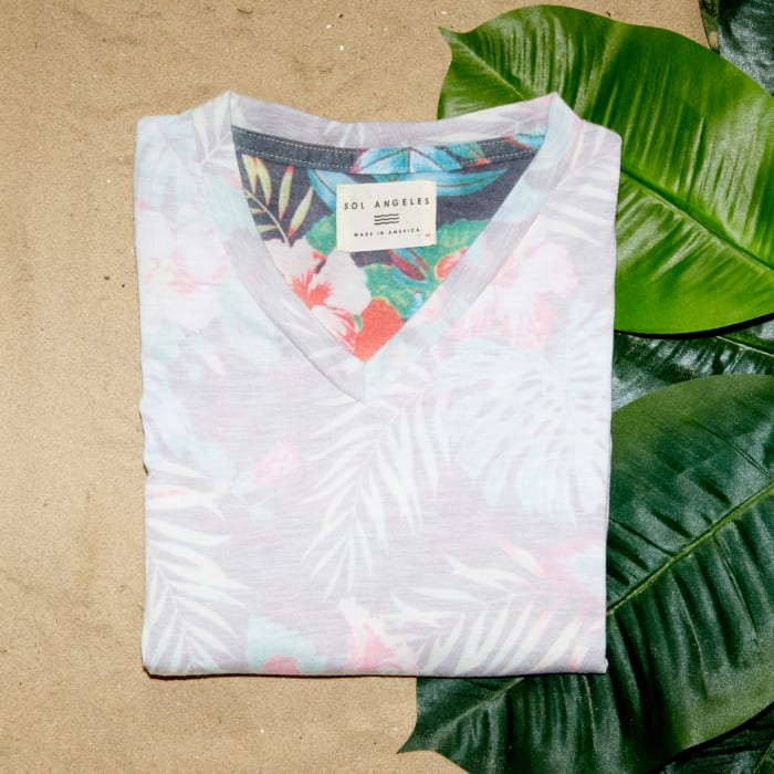 Sol Angeles Shirts Square
