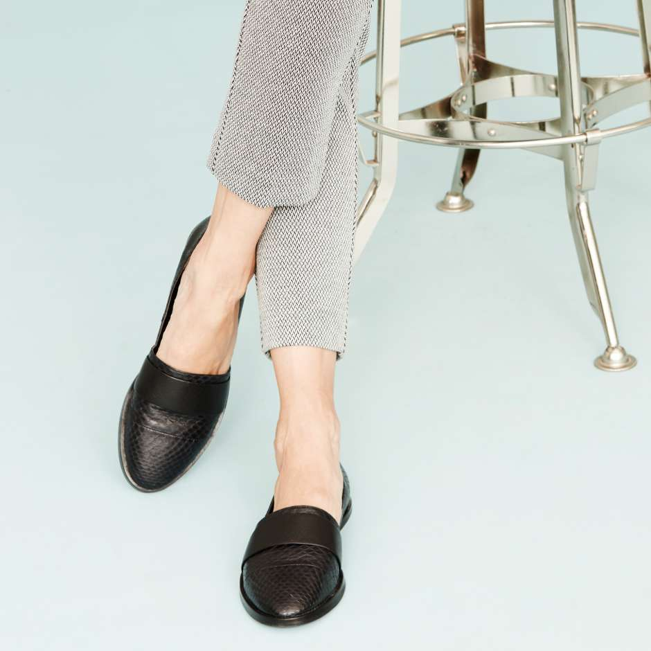 Women's flats loafers wardrobe essentials