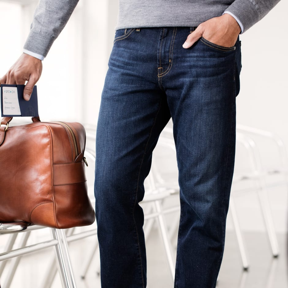 Business Travel Denim