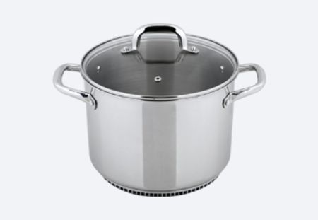 FreshAir  8.1qt Stock Pot