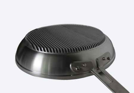 Turbo Pot® FlamePro™ Fry Pan