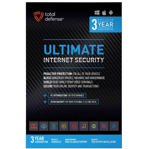 3YR Internet Security Software