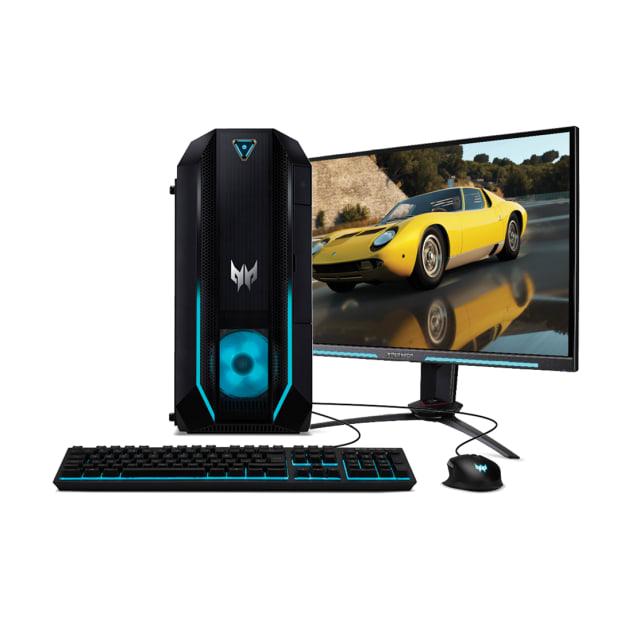 Acer Predator Desktop Gaming Bundle - ACERI73060TI