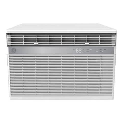 GE® ENERGY STAR® 18,000/17,800 BTU 230/208 Volt Smart Electronic Window Air Conditioner - AHFK18AA