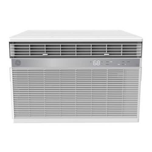 GE® ENERGY STAR® 23,500/22,900 BTU 230/208 Volt Smart Electronic Window Air Conditioner - AHFK24AA