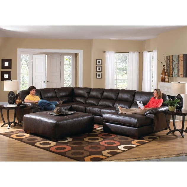 Lawson Sectional - RSF Chaise, LSF Sectional, & Armless Sofa - LAWSONSECT