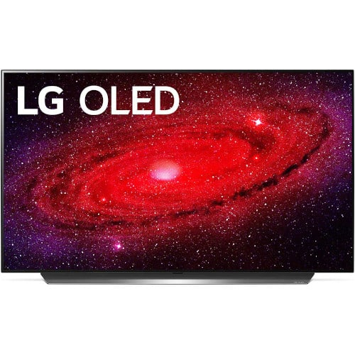 "LG CX 77"" CLASS 4K OLED TV w/AI ThinQ - OLED77CXPUA"