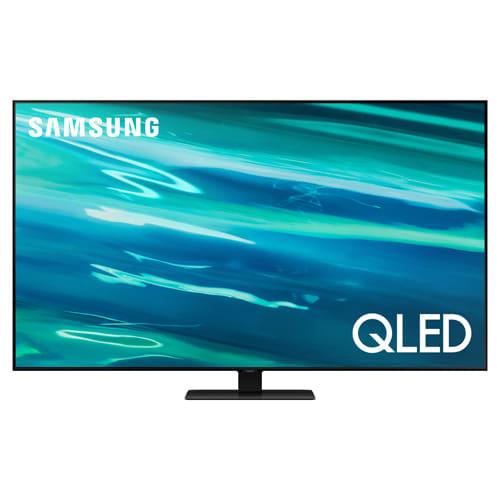 "Samsung 75"" Q80A QLED 4K UHD Smart TV 2021 -  QN75Q80AAFXZA"