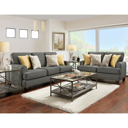 Dexter Collection - Sleeper Sofa and Loveseat