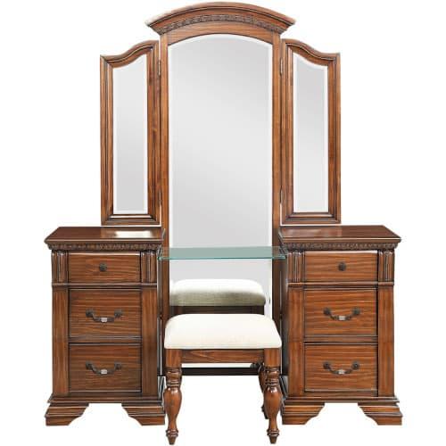 Vienna Bedroom Collection Vanity