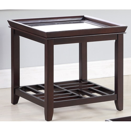 Bayside End Table (420402)