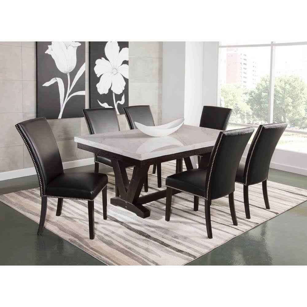 Cayman Dining Room - Dining Table & 4 Chairs - CAYMANDR