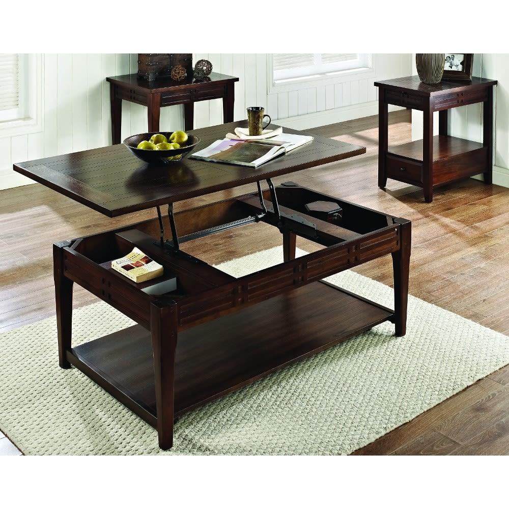 Crestline End Table - CL200E