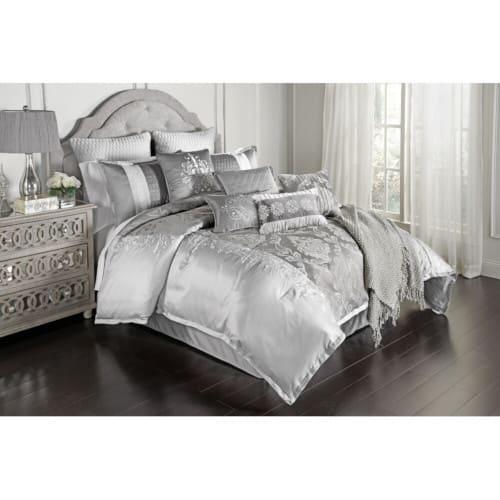 Finnian 12 Piece Comforter Set - Queen (80290)