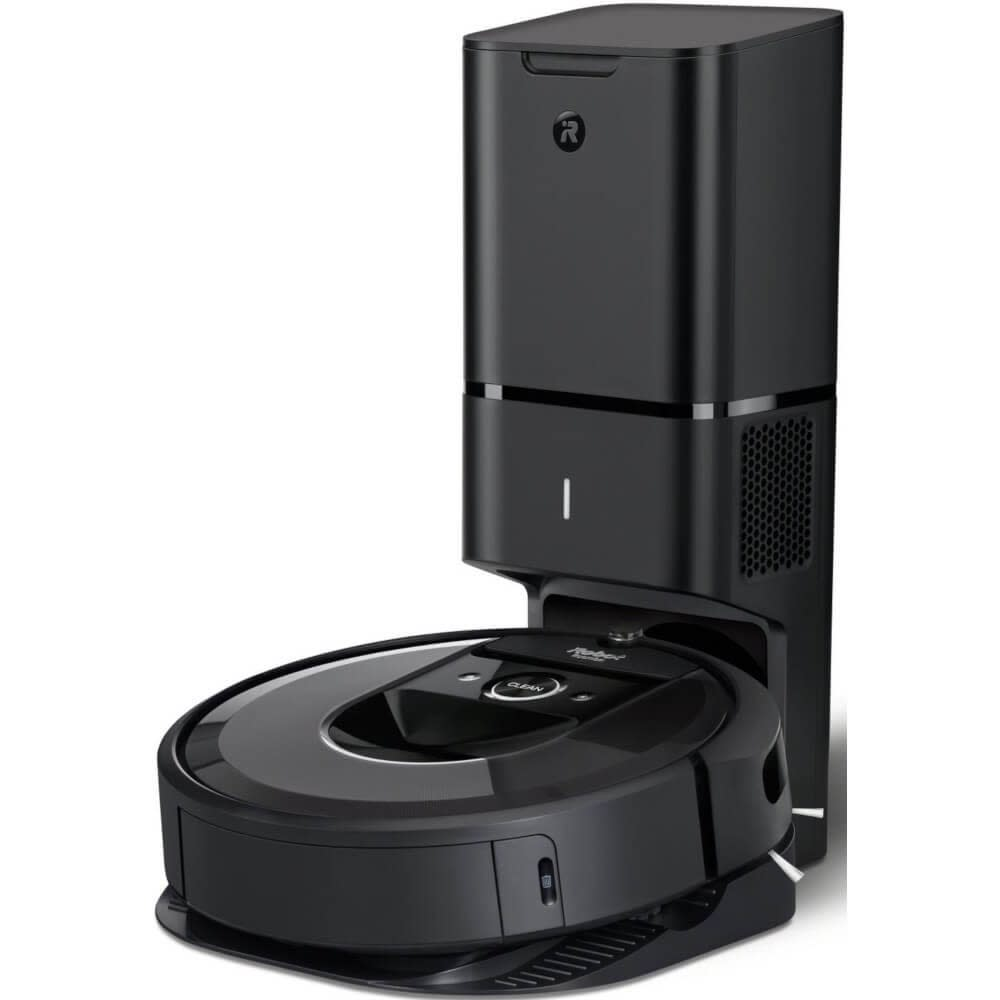 iRobot® Roomba® i7+ Wi-Fi® Connected Robot Vacuum w/ Automatic Dirt Disposal