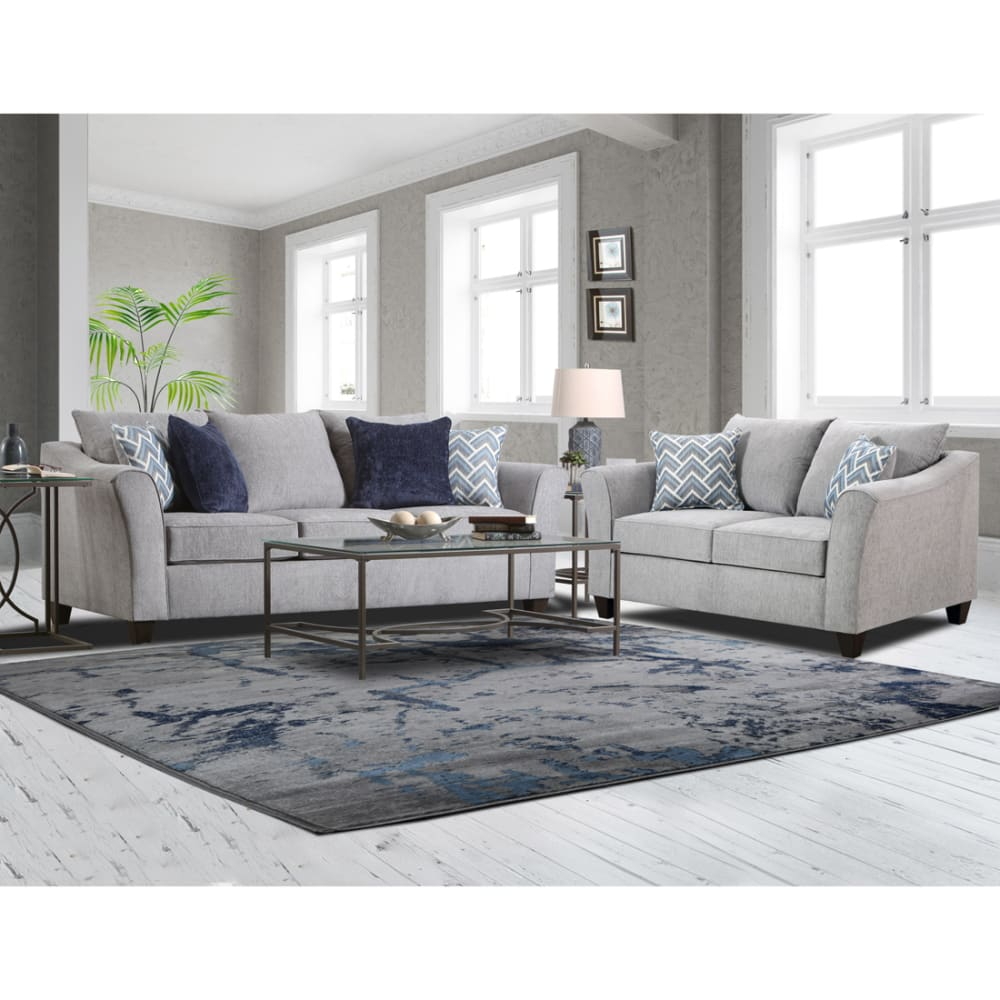 Kirby Collection 2PC Sofa & Loveseat