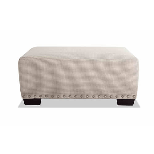 Shabby Chic Cocktail Ottoman