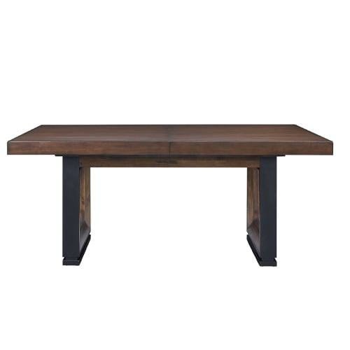 OSLODININGTABLE - front view