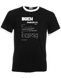 BOEM Paukeslag (zwart)
