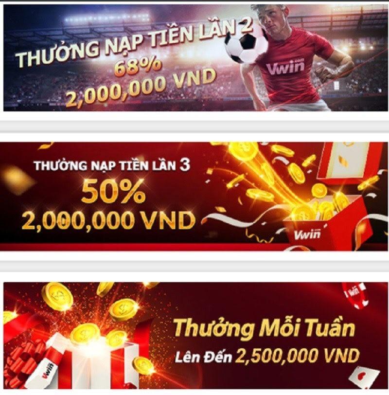 khuyen mai vwin - Đánh giá Vwin - top nhà cái chất lượng của Châu Á và Việt Nam