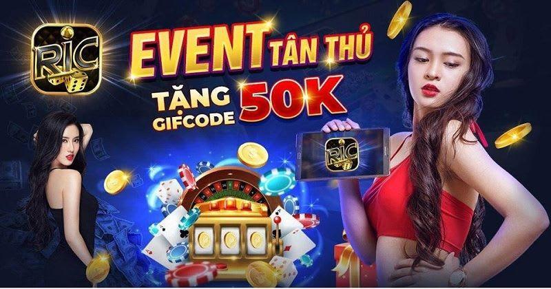 khuyen mai ric.win  - Ric.Win – cổng game bài triệu đô thu hút đông đảo người chơi mỗi ngày