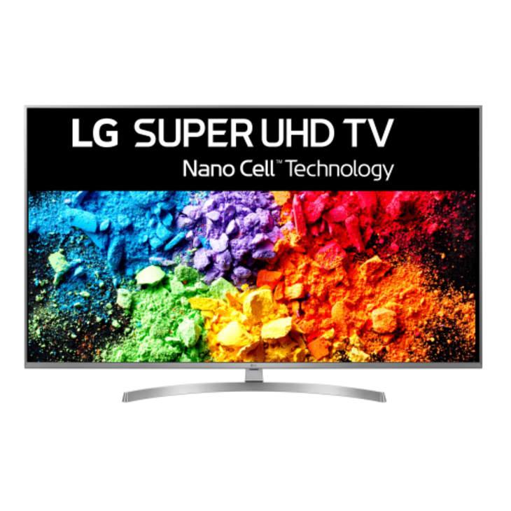 "LG 49"" 4K Super UHD LED Smart TV"