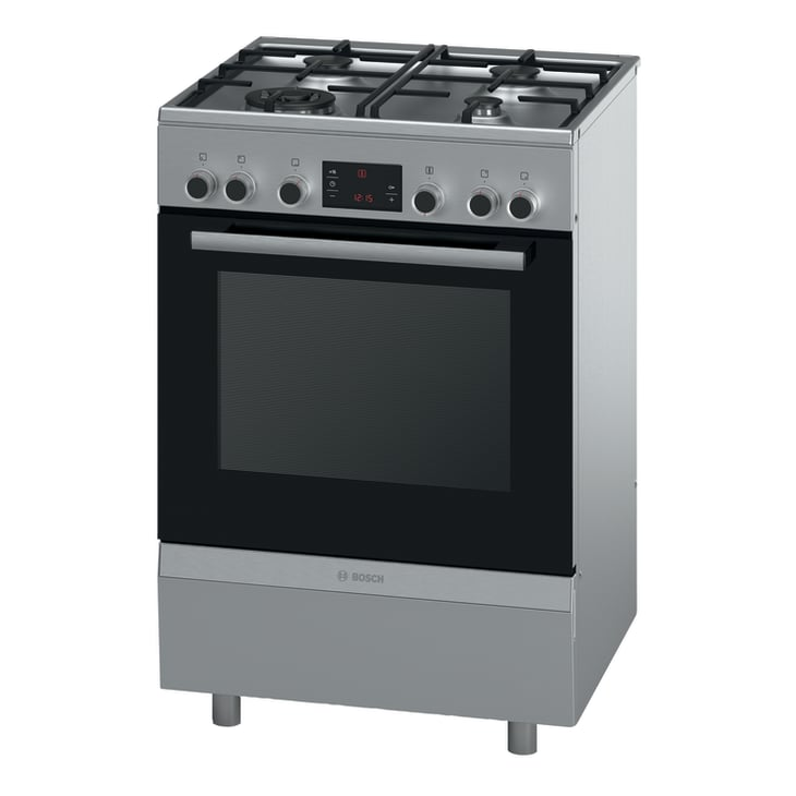 Bosch Freestanding Oven with Gas Cooktop - Display Model